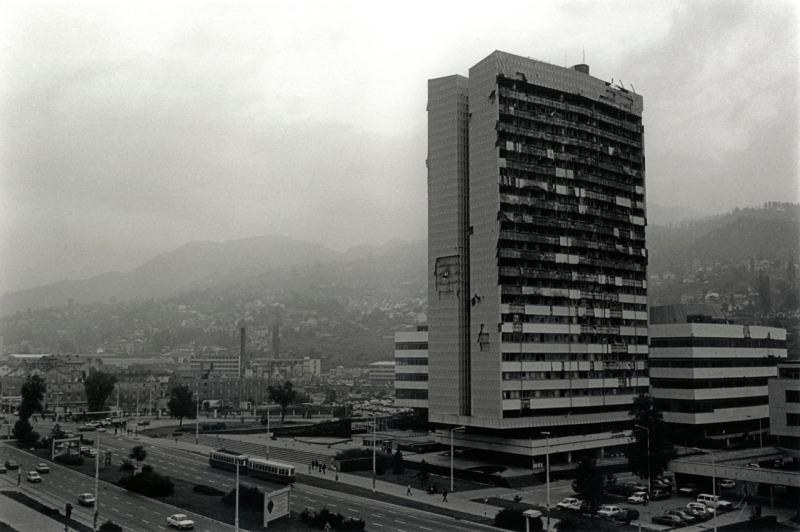 Sarajevo - Davies 2