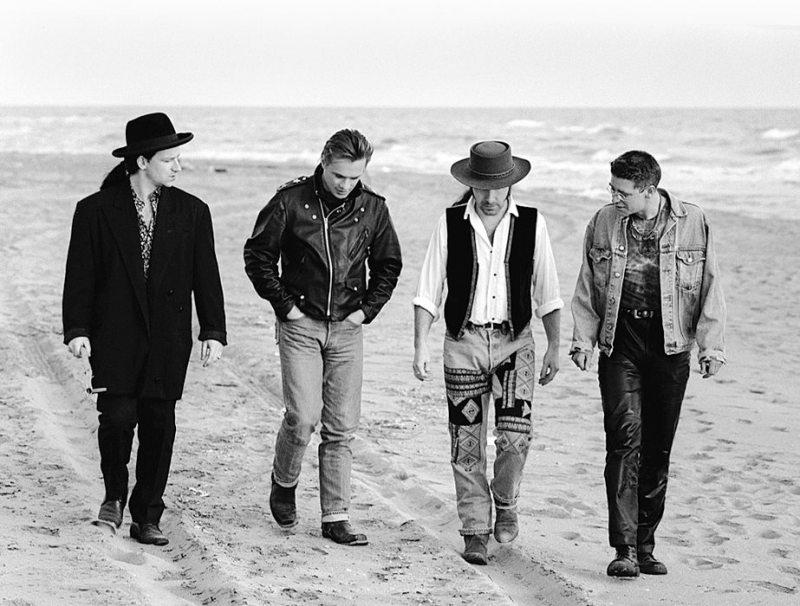 All I Want Is You, Video - U2 ad Ostia