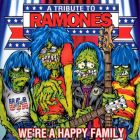 Were an happy family - A tribute to ramones - Cover