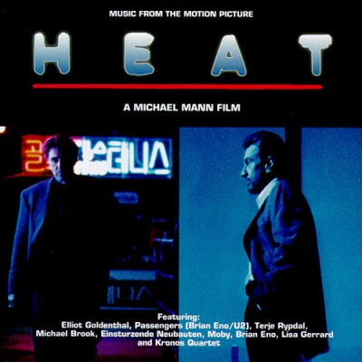 Heat OST - Cover