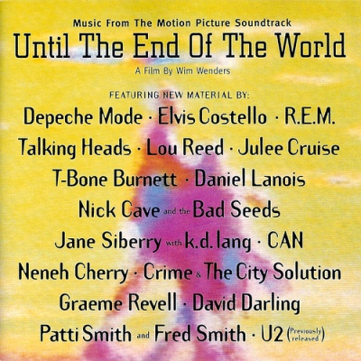 Until the end of the world OST - Cover