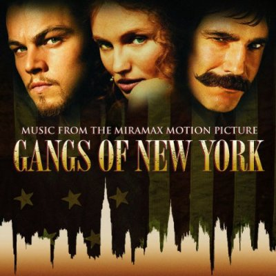 Gangs of New York OST - Cover