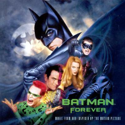Batman Forever OST - Cover