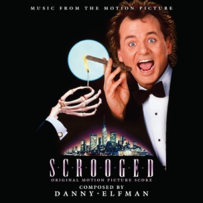 Scrooged - Cover
