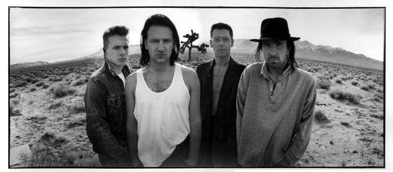 L'albero di Corbijn - U2 nella Death Valley