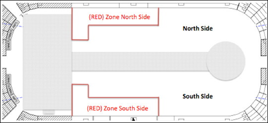 Red Zone IE Tour