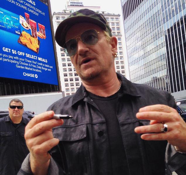 Bono 2 - New York