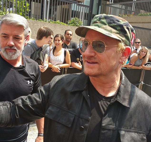 Bono - New York 6