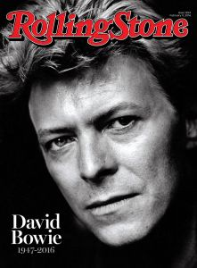 Bono ricorda David Bowie - Rolling Stone Feb 2016