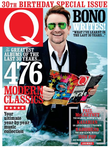 Comandamenti - Copertina Bono