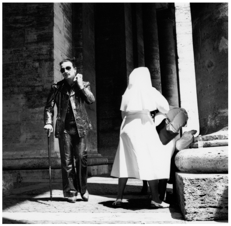 Macphisto al Vaticano